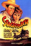 Stagecoach - Posterler