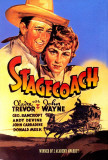 Stagecoach Prints