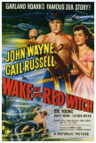 Wake of the Red Witch Pôsters