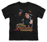 Youth: Elvis-Are You Lonesome T-shirts