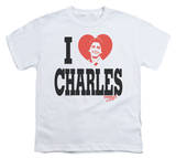 Youth: Charles in Charge-Heart T-Shirt