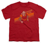 Youth: Dragon's Lair-Dirk Stripes Shirts