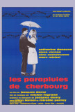 The Umbrellas of Cherbourg - French Style Affiche