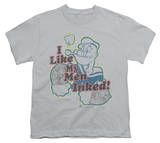 Youth: Popeye-Inked Men Shirts