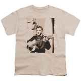 Youth: Elvis-Sepia Studio Shirts