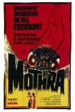 モスラ(1961年) ポスター