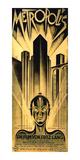 Metropolis - German Style Posters