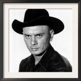 The Magnificent Seven, Yul Brynner, 1960 Print