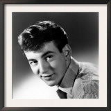 Portrait of Bobby Darin, c.1950s Print