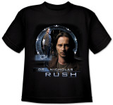 Youth: Stargate Universe-Nicholas Rush Shirt