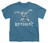 Youth: DC-Brainiac T-shirts