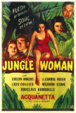 Jungle Woman Print