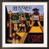 Pete Escovedo - E-Street Posters