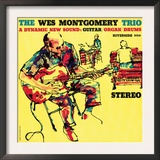 Wes Montgomery Trio - A Dynamic New Sound Prints