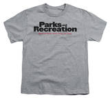 Youth: Parks & Rec-Logo T-shirts