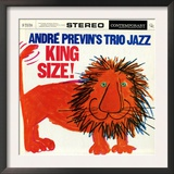 Andre Previn - King Size Posters