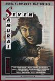 Seven Samurai Posters