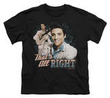 Youth: Elvis-That's All Right T-shirts