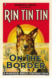 On the Border Print
