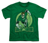 Youth: DC-Green Lantern T-Shirt