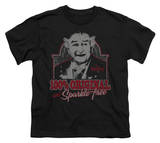 Youth: The Munsters-100% Original T-Shirt