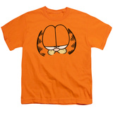 Youth: Garfield - Big Head Shirts