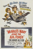 McHale's Navy Joins the Air Force Print