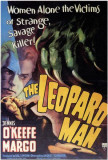 The Leopard Man Posters