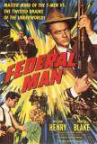 Federal Man Print