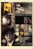 Fellini - Huit et demi Affiches