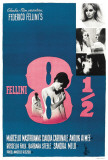 Fellini - Huit et demi Poster