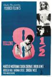Fellini - Huit et demi Poster