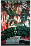 The Green Hornet Strikes Again Poster