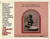 The Concert for Bangladesh Masterprint