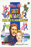 Seven Brides for Seven Brothers - Spanish Style Photo