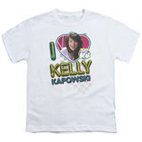 Youth: Saved By The Bell-I Love Kelly T-shirts