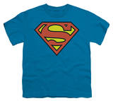 Youth: DC-Superman Logo T-shirts