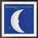 Dave Brubeck - Paper Moon Poster