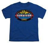 Youth: Survivor-Pearl Island T-shirts