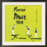 Hampton Hawes Trio - The Trio, v.1 Poster