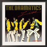 The Dramatics - The Dramatics Live Poster