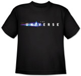 Youth: The Universe-Logo T-Shirt