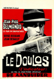 Doulos: The Finger Man - Belgian Style Affiches