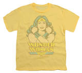 Youth: DC - Wonder At Large T-shirts