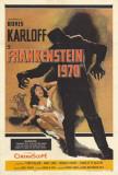 Frankenstein 1970 Plakat