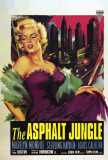 The Asphalt Jungle Plakater