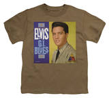 Youth: Elvis-G.I. Blues Album T-shirts