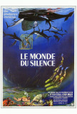 The Silent World - French Style Posters