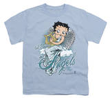 Youth: Boop - I Believe In Angels T-shirts