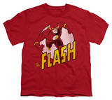 Youth: DC-The Flash T-Shirt